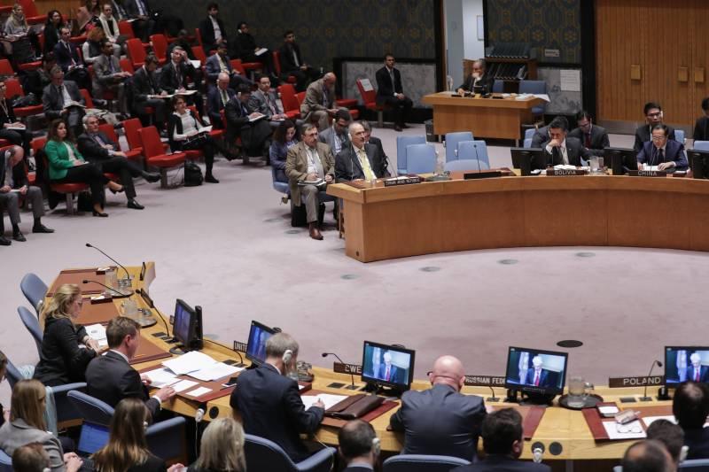 Генсек ООН приветствовал при…