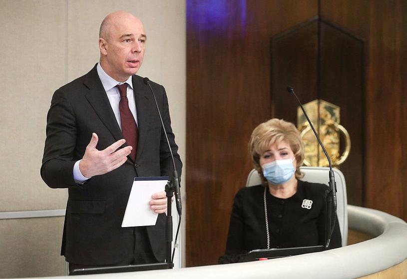 Минфин призвал готовиться к новому падению цен на нефть нефть,россияне,Силуанов,фнб,экономика