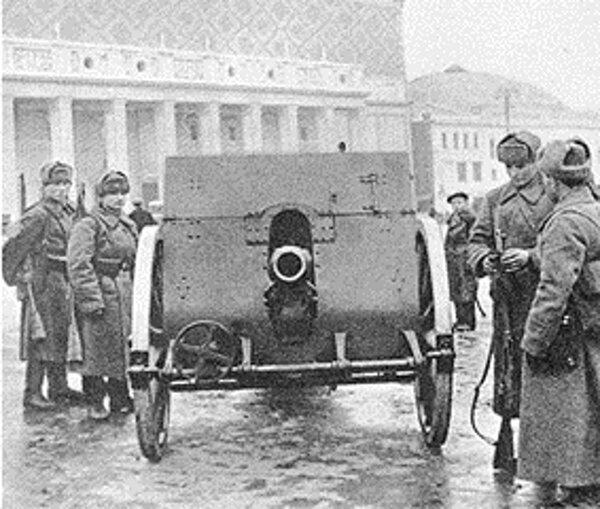 100-мм гаубица обр.1914 (австро-венгерская)