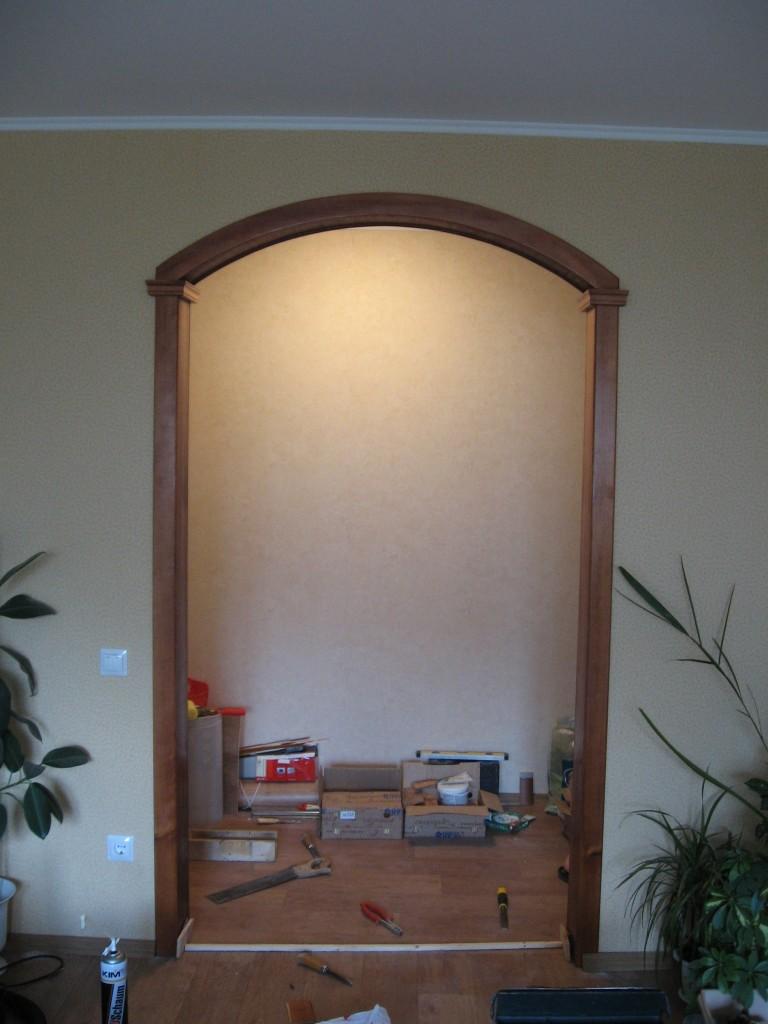 арки из дерева в самаре89379864346