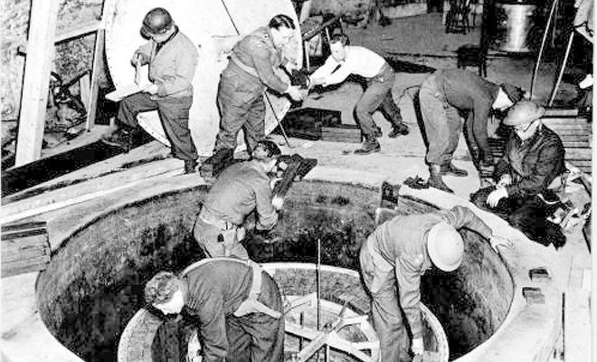 Немецкая технология антигравитации: историки говорят, что США захватили секретную разработку Рейха Культура