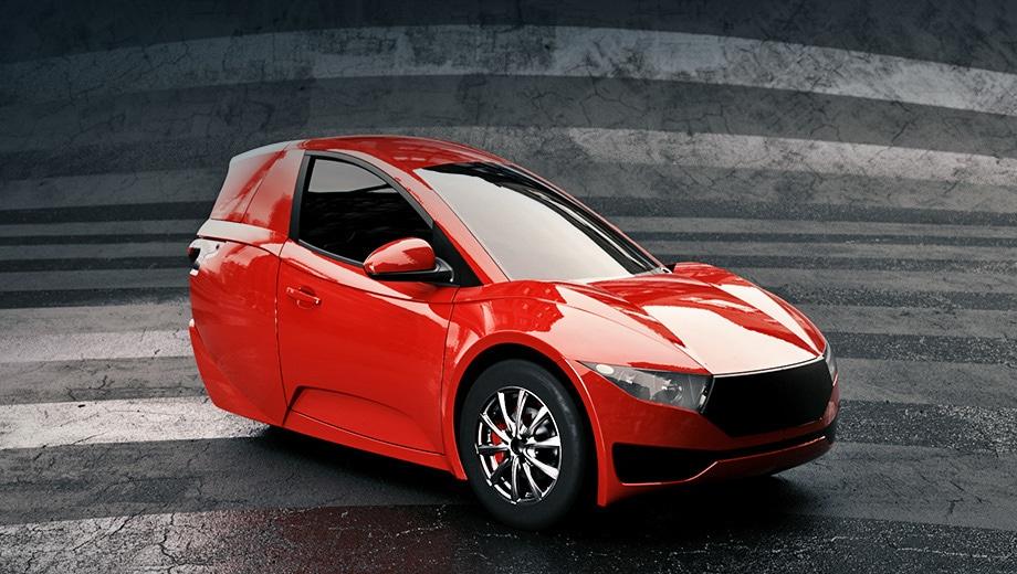 В Канаде прошла презентация очень странного автомобиля, глядя на который вы скажете: «Что это за монстр?», но испытать его захотите однозначно