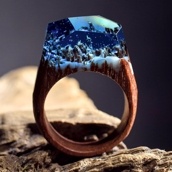 Кольца, на которые просто невозможно налюбоваться