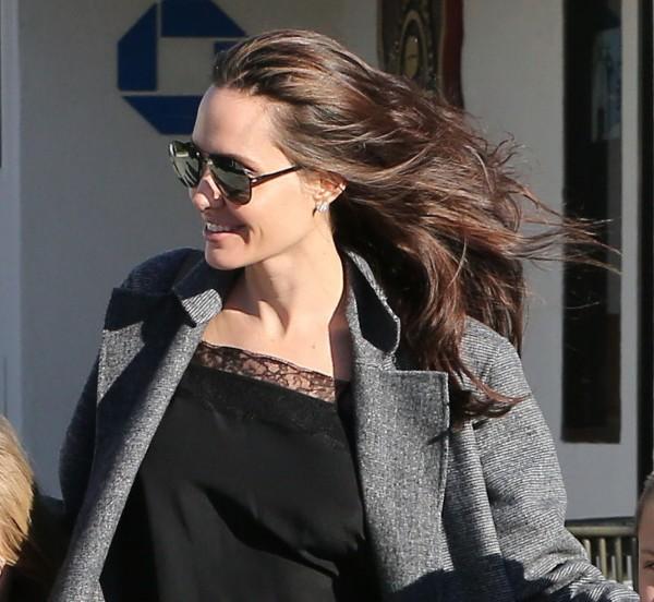 Анджелина Джоли: во что превращает женщину развод