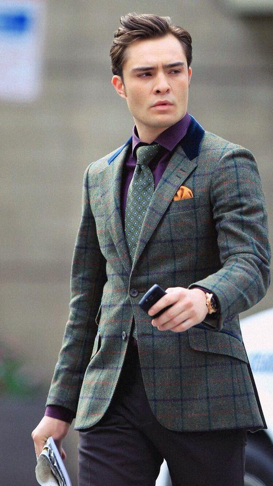 Долой дискриминацию мужских пиджаков! 5 тенденций в мире пиджаков + 25 стильных образов, фото № 21