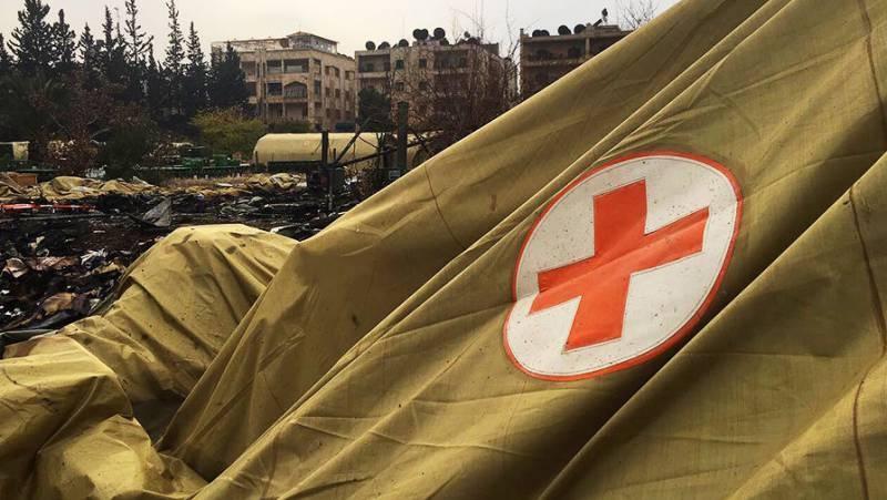 Возмездие за госпиталь в Алеппо: Сложно рассказать о событии, когда есть куча ограничений. Но я рискну