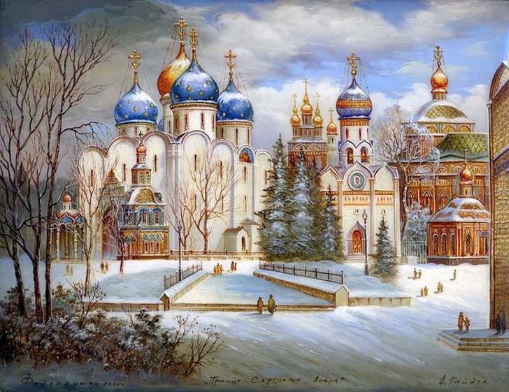 Федоскинская миниатюра: Как 200 лет назад в России появилась лаковая сказка, покорившая мир