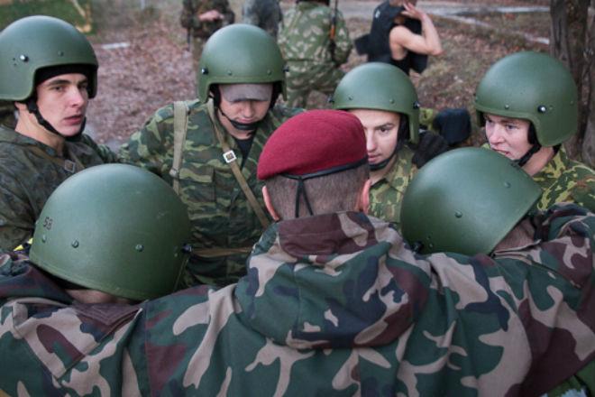 Бой за берет: как получают свой краповый знак российские спецназовцы