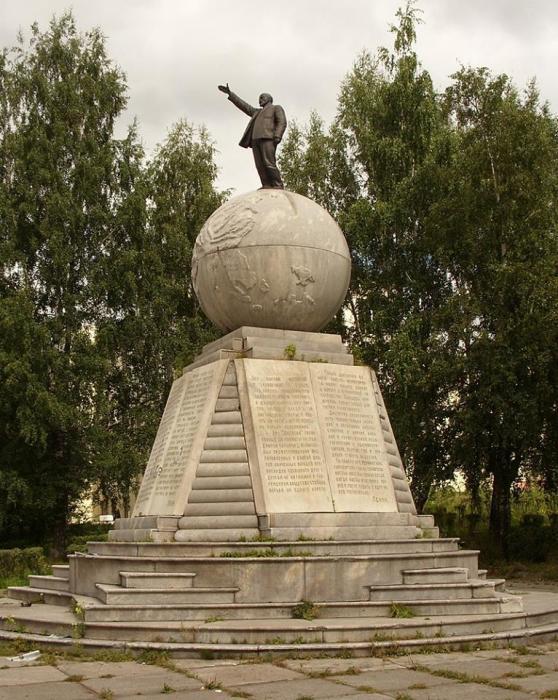 И Ленин такой молодой: Самые странные и смешные памятники вождю русской революции интересное,Ленин,мир,памятники,скульптура