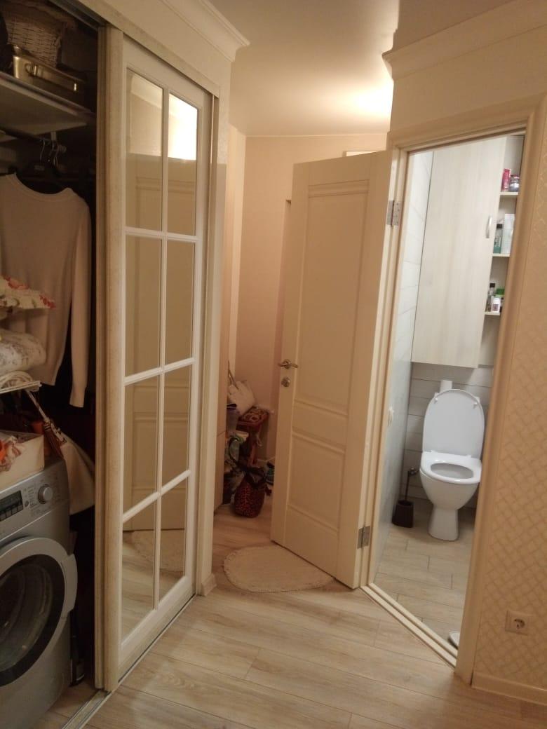 Стиральная машинка в комнате. Удачный опыт идеи для дома,ремонт и строительство