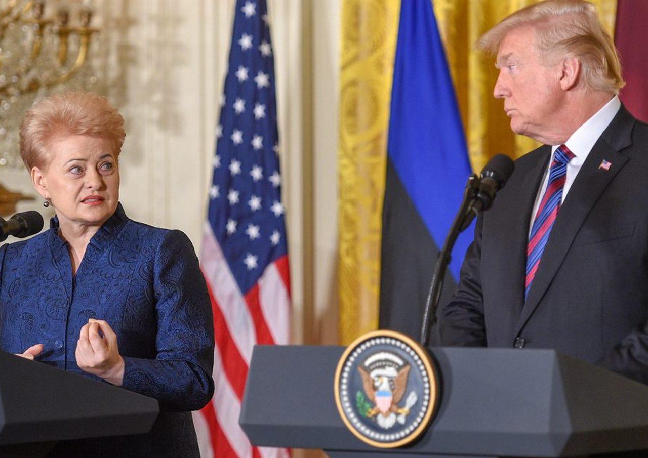 Геополитический кисель Прибалтика