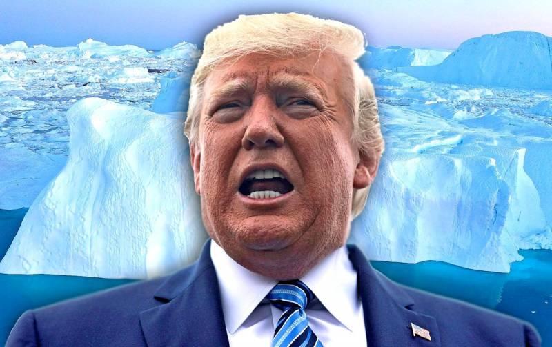 52-й штат: зачем Трампу вдруг понадобилась Гренландия?