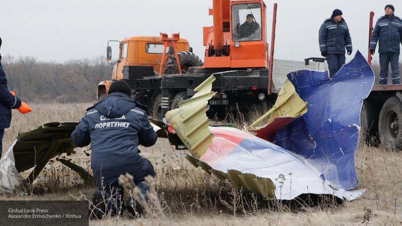 Вина Украины по MH17 уже давно доказана, заявил эксперт