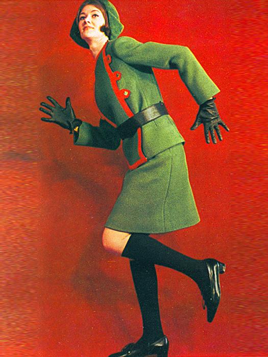 Советские манекенщицы - как сложилась их судьба