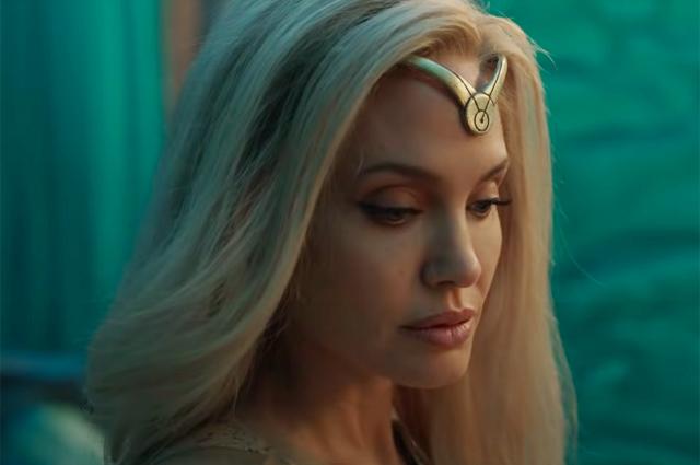 """Анджелина Джоли, Сальма Хайек, Кит Харингтон и другие звезды в первом трейлере супергеройского фильма Marvel """"Вечные"""" Кино"""