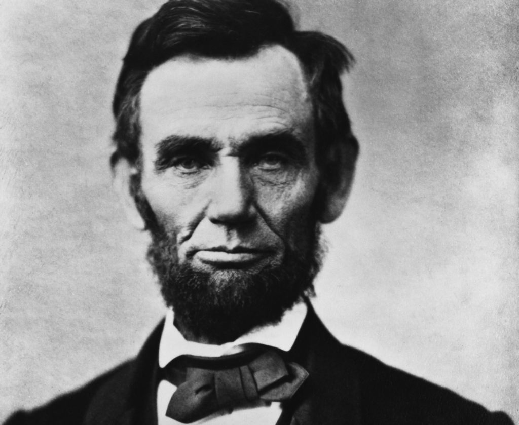 История Об Аврааме Линкольне…