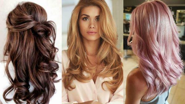 10 модных цветов волос 2019 года