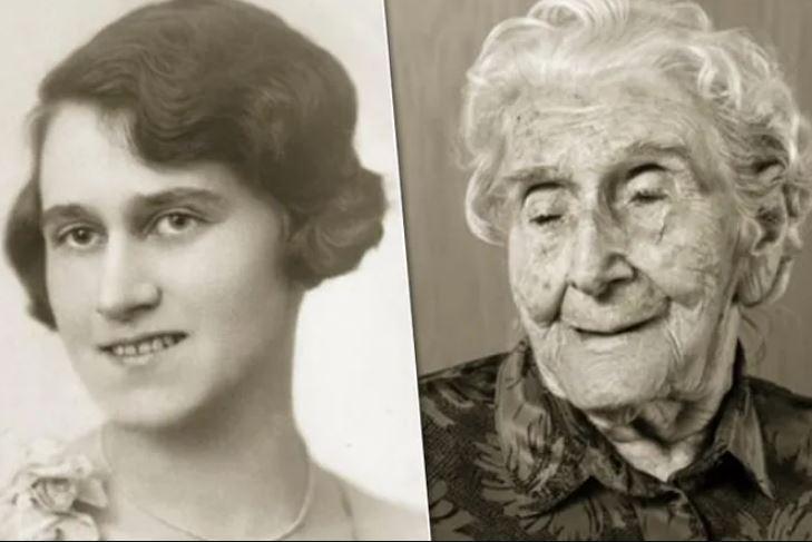 «Лица века»: портреты долгожителей в молодости и старости