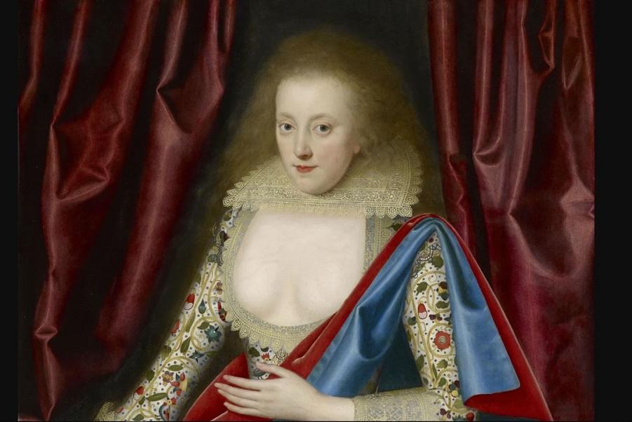 Почему публичный топлесс благородных дам  был нормой в средние века