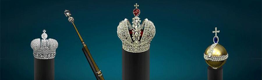 Старинные ювелирные изделия России — XVIII век. Часть 1