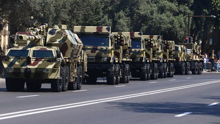 Бронетехника сгорела, бойцы перебиты: Раскрыты подробности уничтожения колонны ВС Азербайджана точки