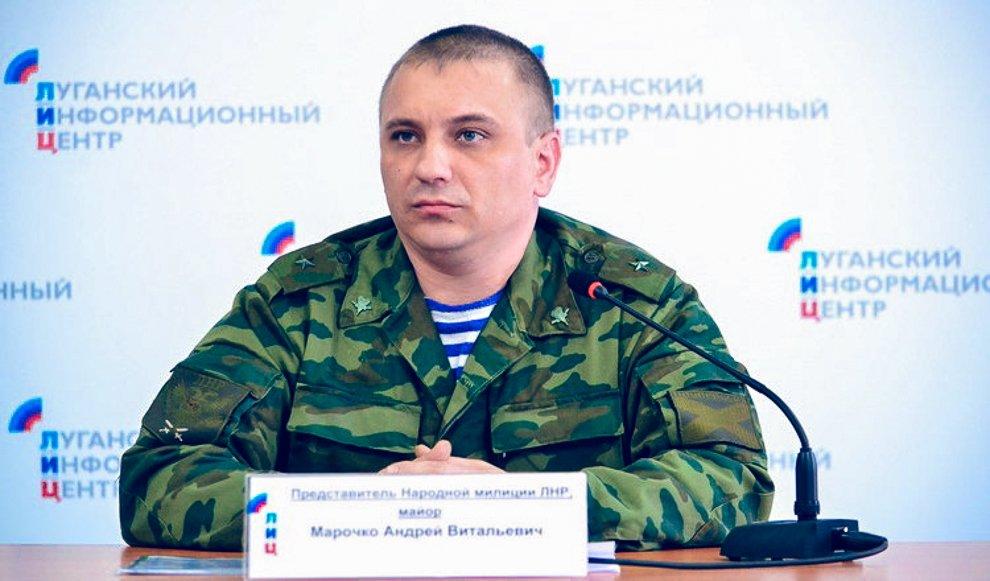 Подполковник ЛНР: Мы продолжаем соблюдать перемирие, а Украина нет