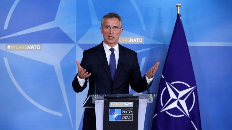 НАТО не собирается наращиват…