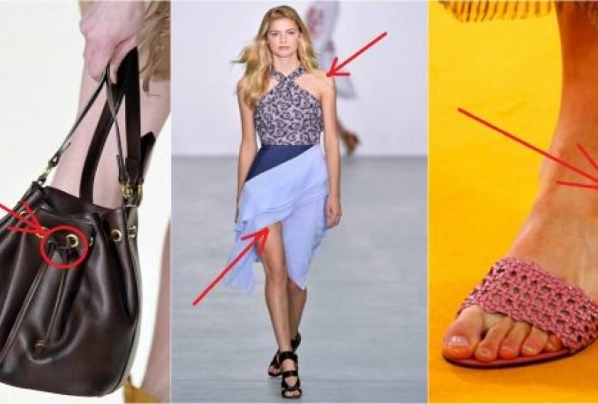 Модные тенденции лета 2017 в деталях — дизайнеры безумствуют