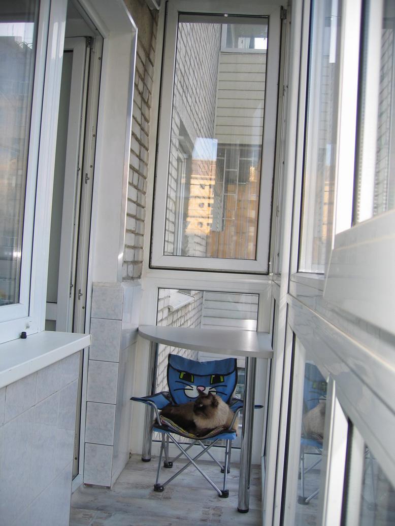 Как мы с Мартином колдовали на балконе