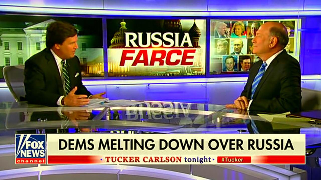 «Ведущий FoxNews раскатал позицию гостя против России!..»