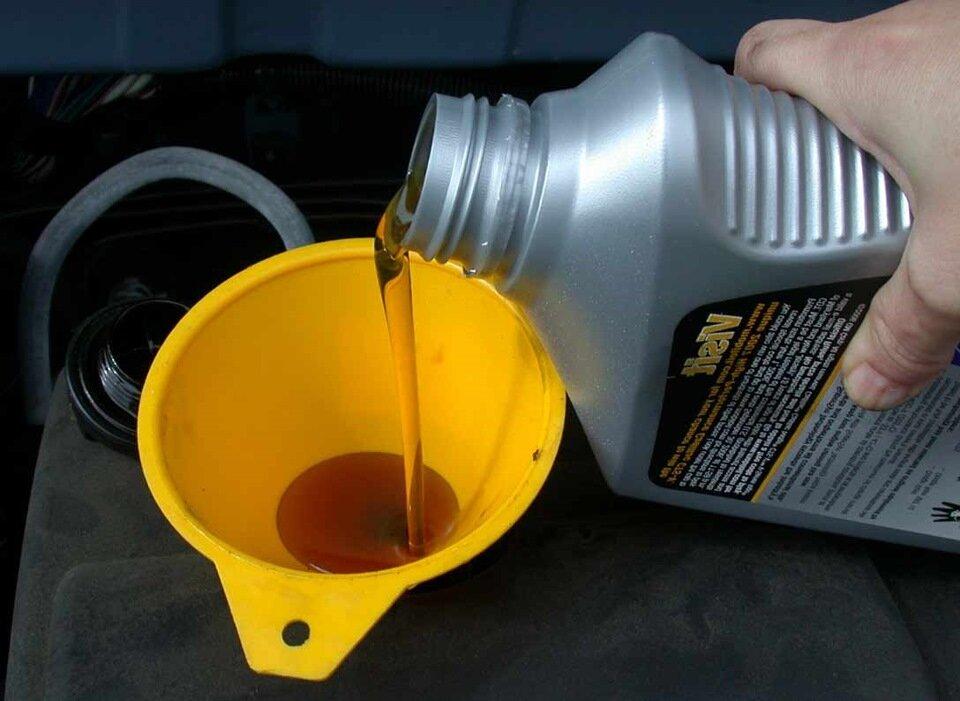 Как вязкость моторного масла влияет на динамику разгона автомобиля