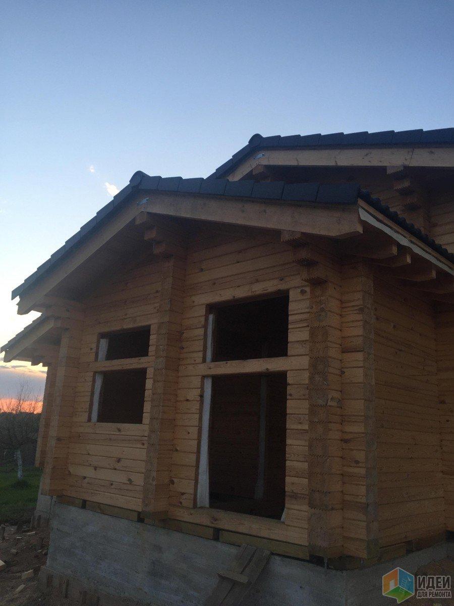 Одноэтажный дом мечты дом своими руками