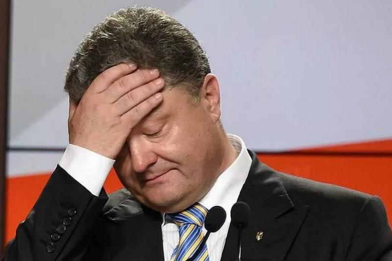 Запад в шоке от безумия Порошенко