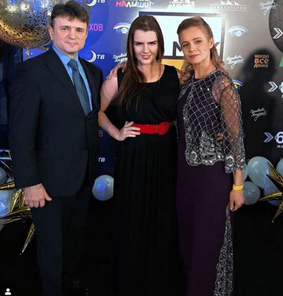 Как выглядит и чем занимается дочь Тимура Кизякова звезда,наши звезды,новости,ТВ,Тимур Кизяков,фото,шоубиz,шоубиз