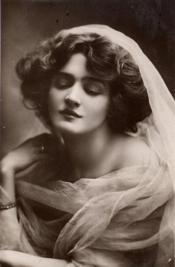 Картинках, открытки с женщинами начала 20 века