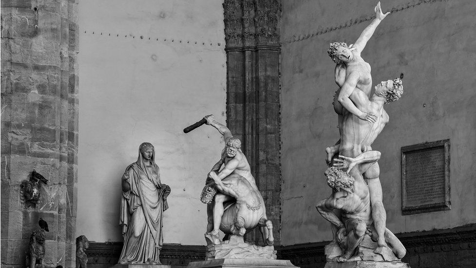 Красота - страшная сила. Во Флоренции это понимаешь особенно отчетливо