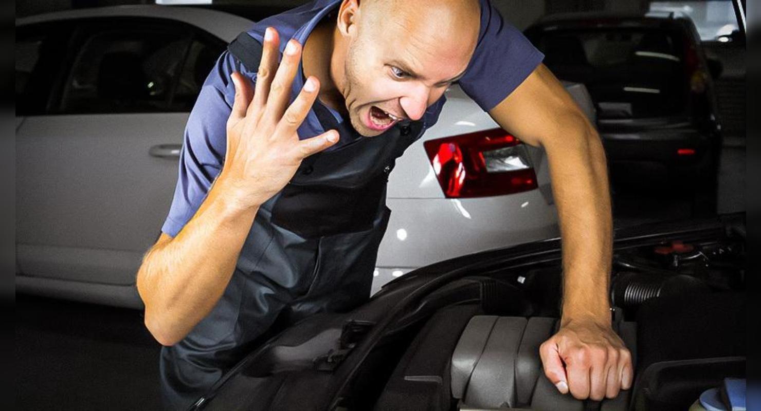 Чего не стоит делать в сервисе техобслуживания авто Автомобили