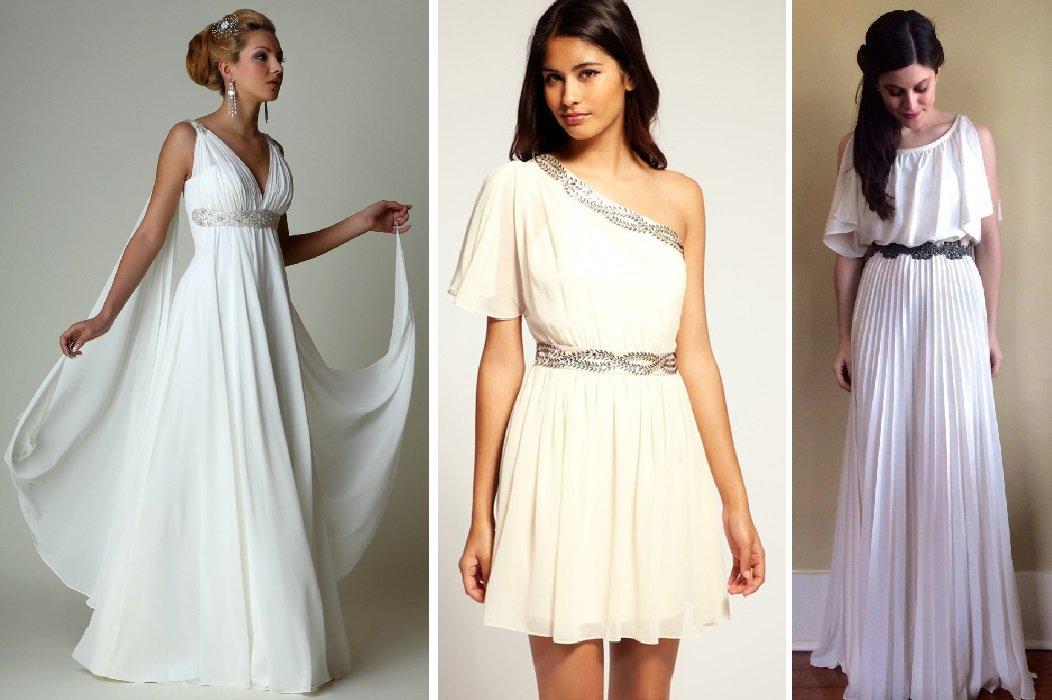 Как богиня: за что звезды любят платья в греческом стиле