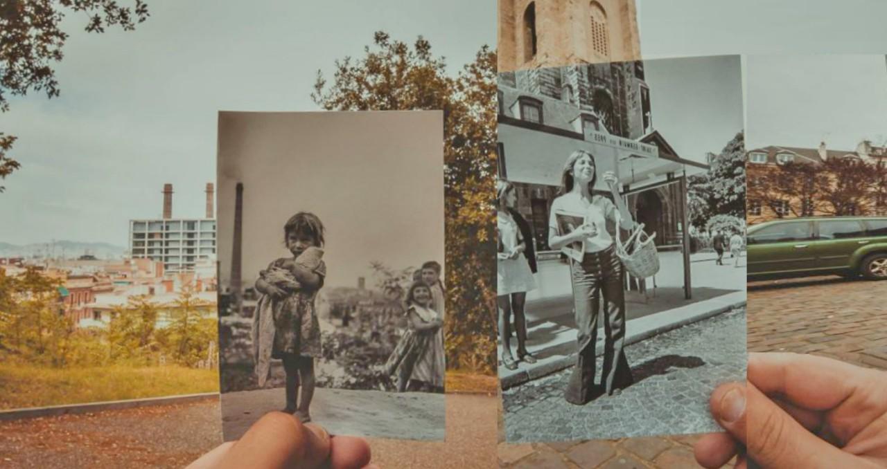 Картинки прошлое и настоящее, февраля