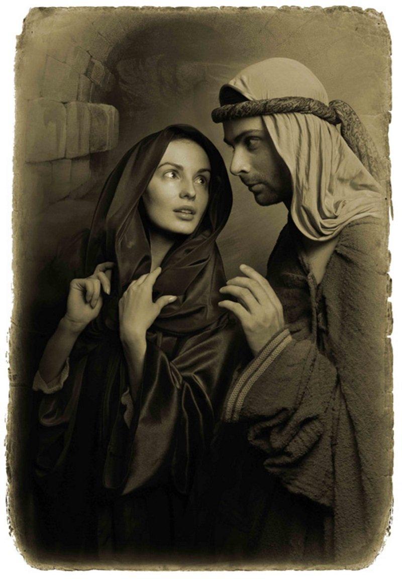 Мастер и Маргарита. Фотоиллюстрации Елены Мартынюк - 7