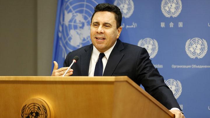 Как Небензя не дал Пенсу выгнать с заседания Совбеза представителя Венесуэлы