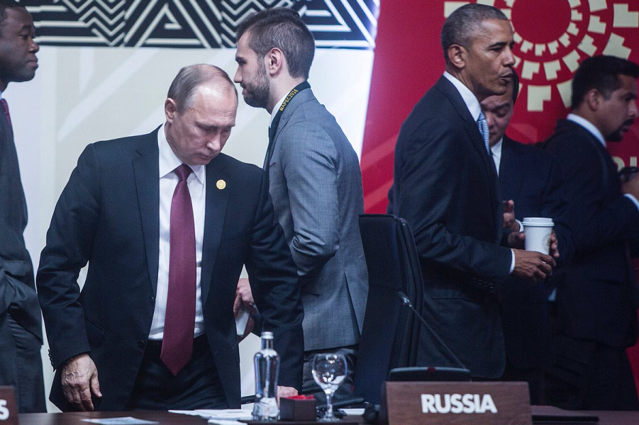 Путин – патриот, но .....