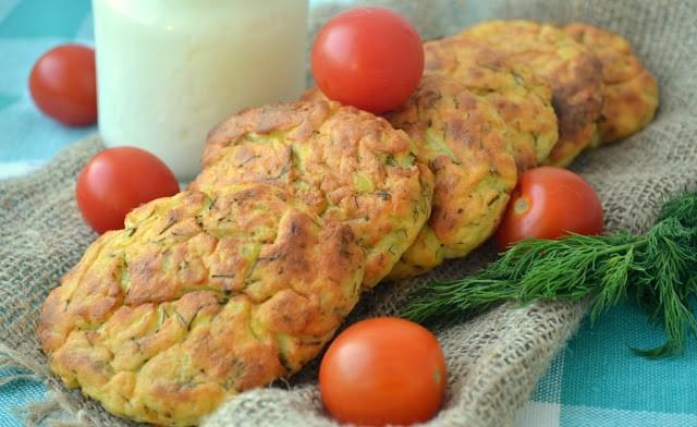 Сырники с картофелем в духовке