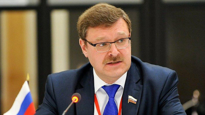 Косачев предупредил о возможных провокациях в адрес россиян на Украине в день выборов президента РФ
