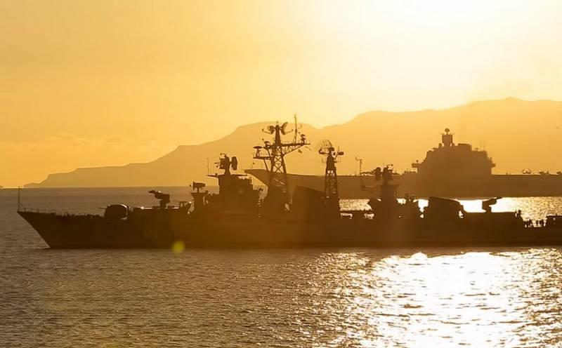 Судан намерен пересмотреть вопрос создания российской базы ВМФ Новости