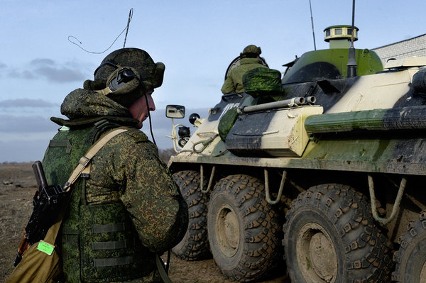 Внезапная проверка войск РФ сломала планы наступления Украины в Донбассе