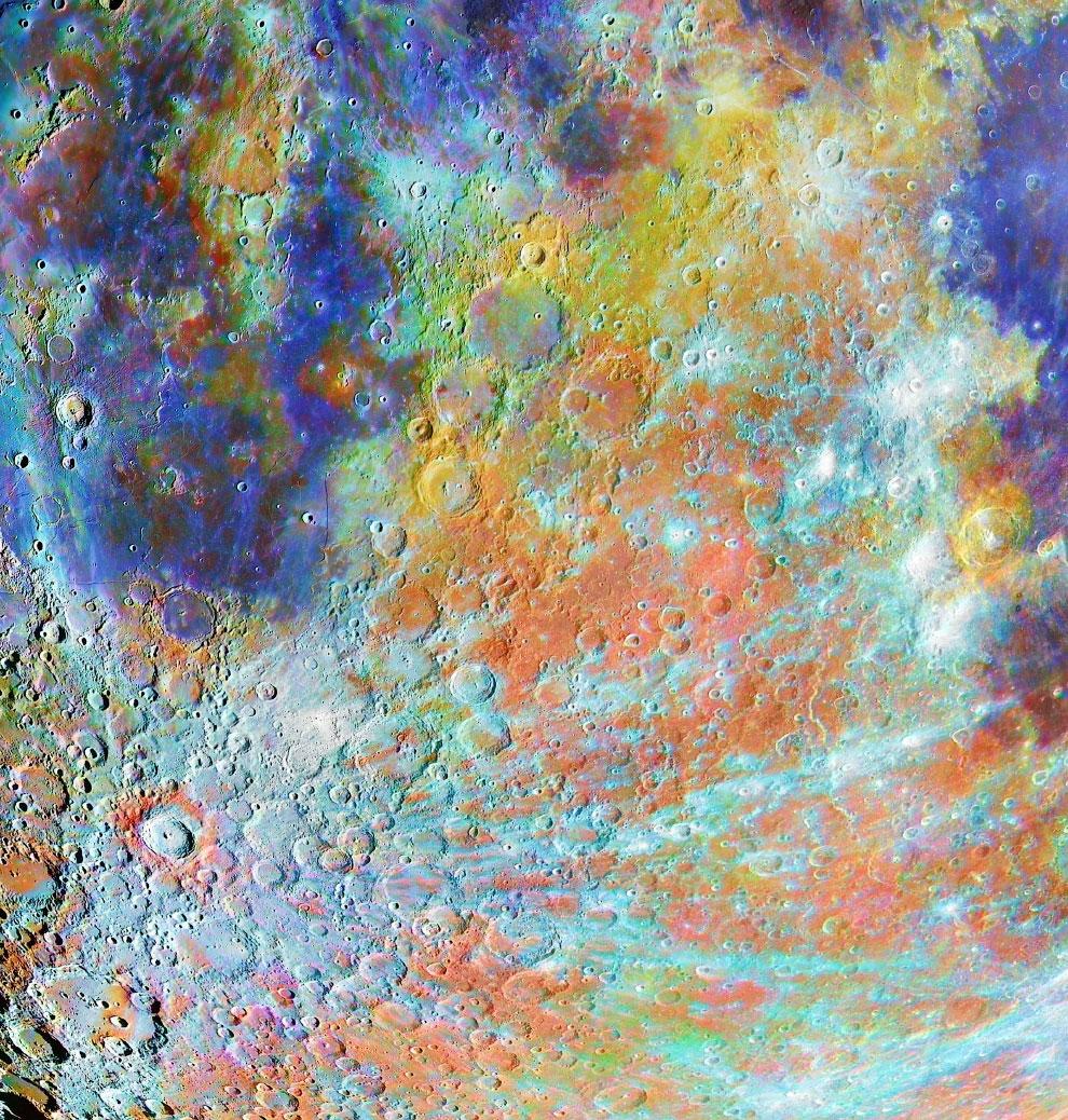 Ти́хо — 85-километровый ударный кратер на Луне