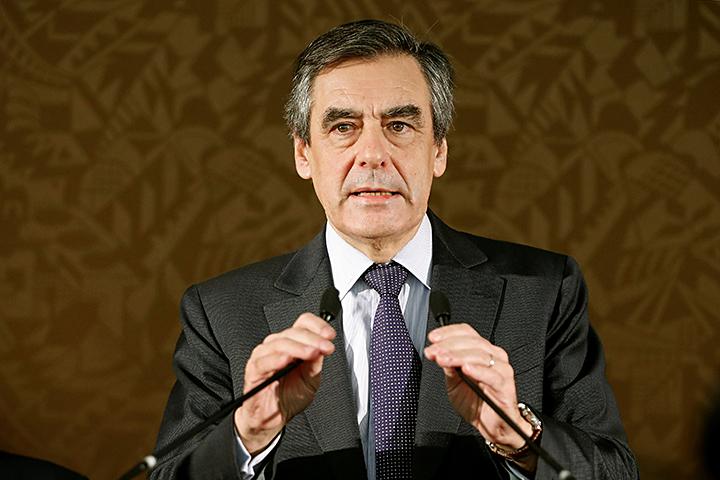 Кандидат в президенты Франции предлагает создать альянс с РФ по борьбе с террористами