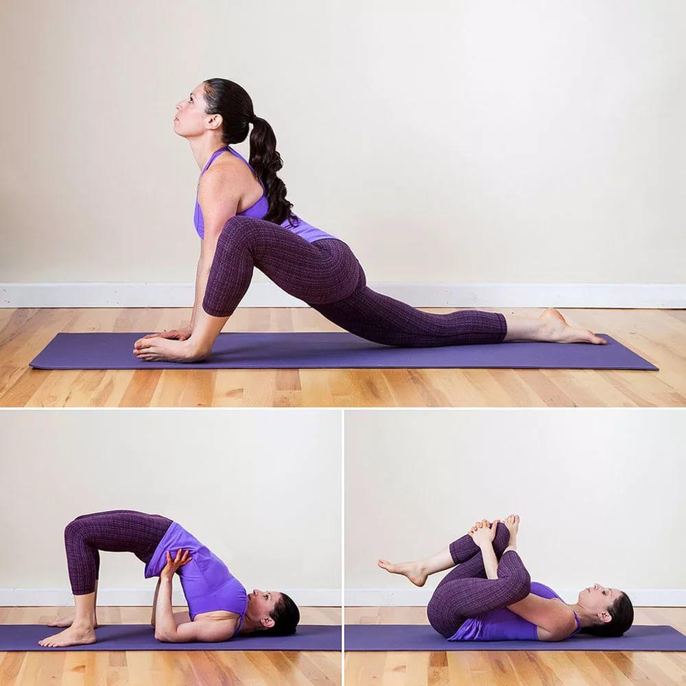 Занятия Йога Для Похудения.