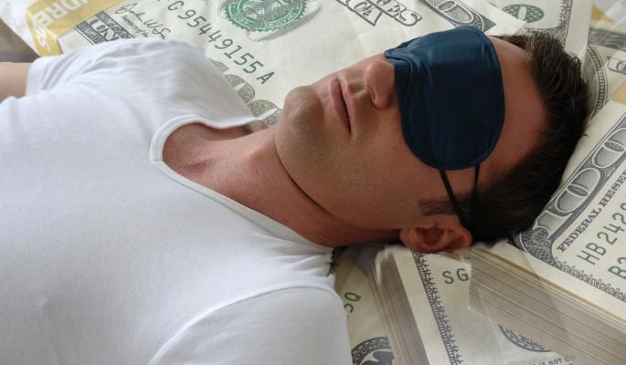 Как разбогатеть во сне